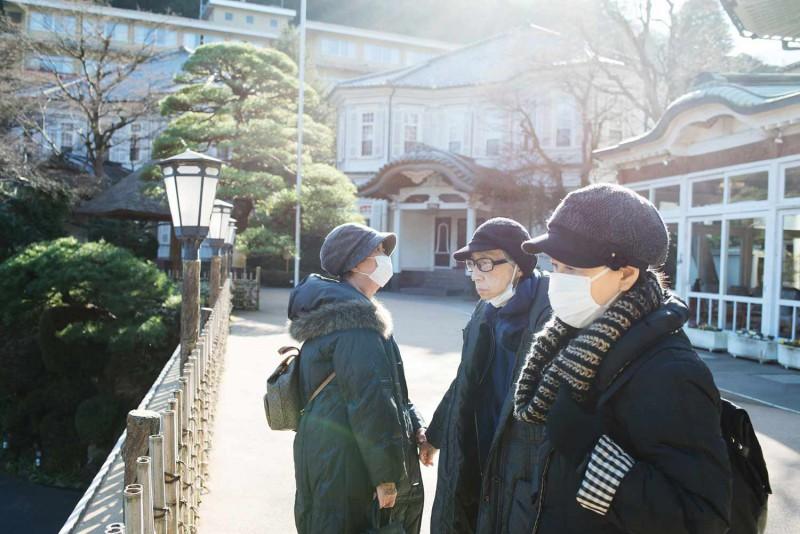 Takahiro Kaneyama, My Family at Fujiya Hotel-1