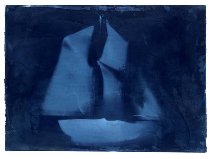 Image courtesy of Brian Buckley, Untitled (Ghost Ship VII)