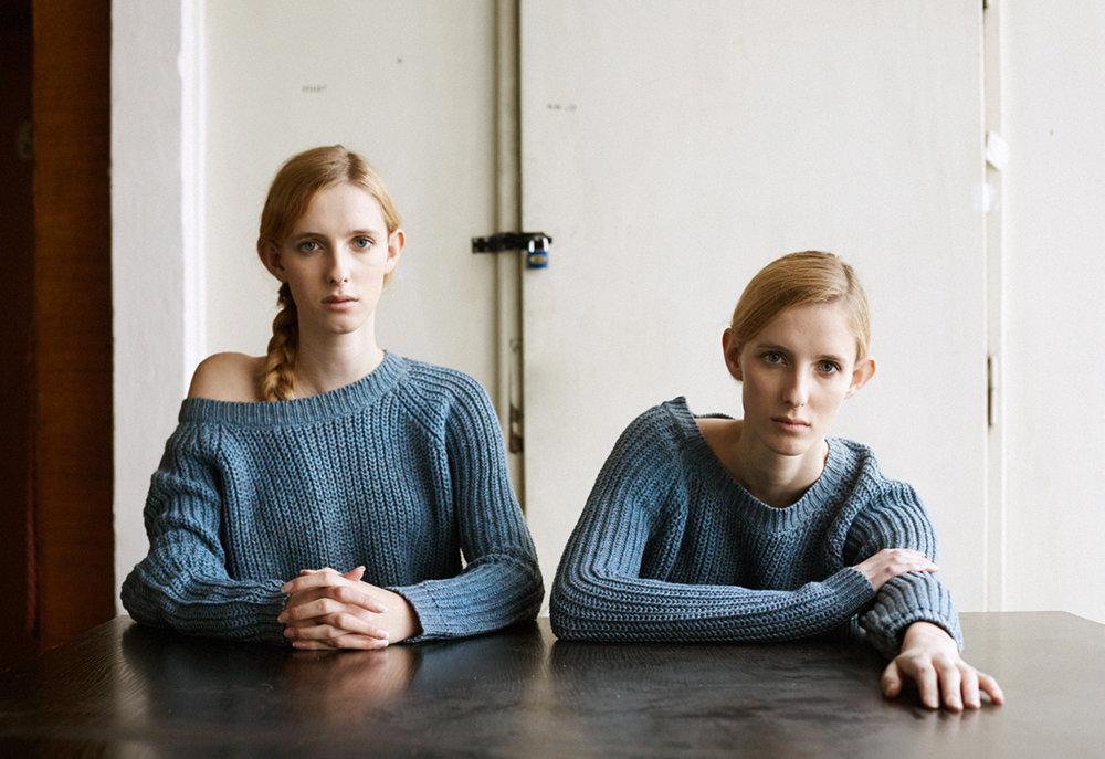 Norina & Chiara ©Hana Knizova
