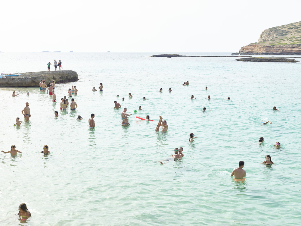 ©Massimo Vitali/Courtesy of Benrubi Gallery, NYC.