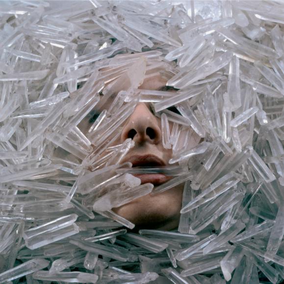 © Marina Ambramović Balkan-Baroque-Film: Dozing Consciousness  (Performed for Film) 1997 Photo: Attilio Maranzano