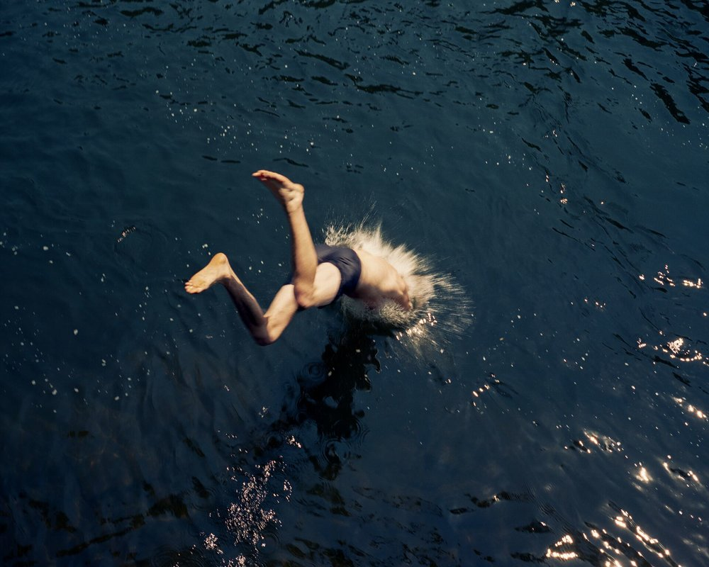 ©Nick Meyer, Diving.
