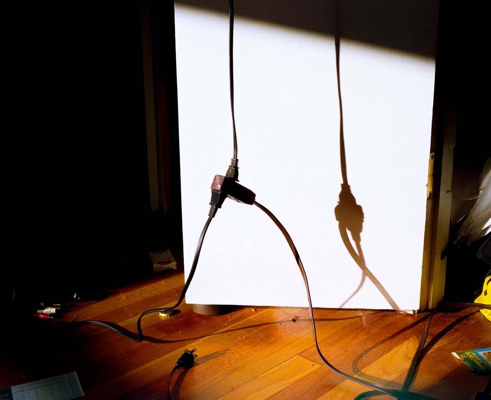 ©Nick Meyer, Extension Cords.