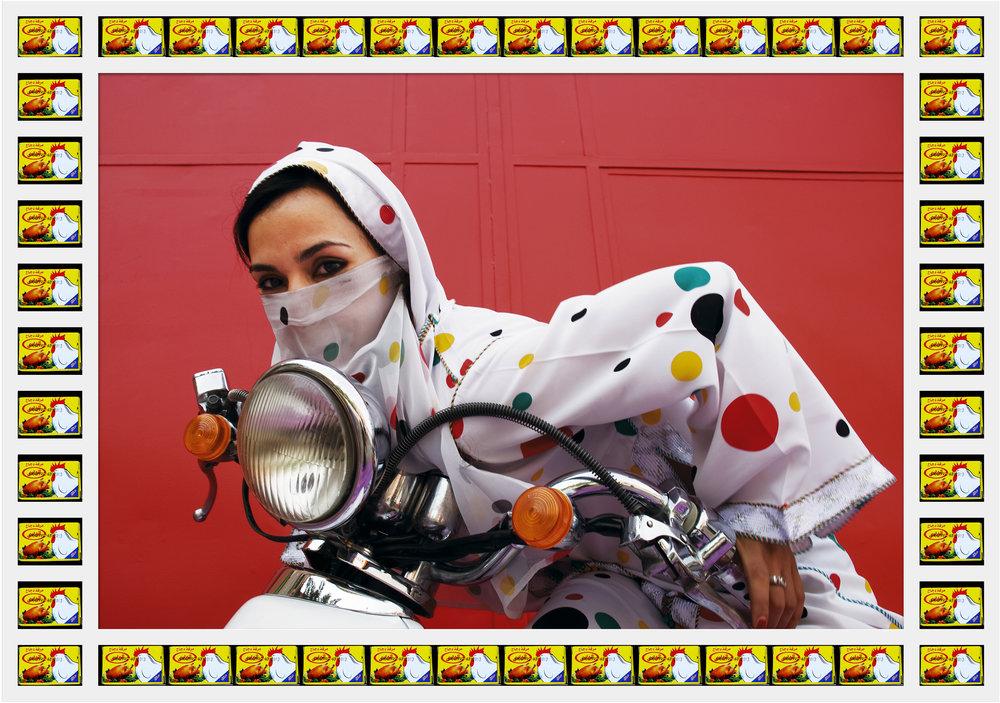 'Rider' ©Hassan Hajjah