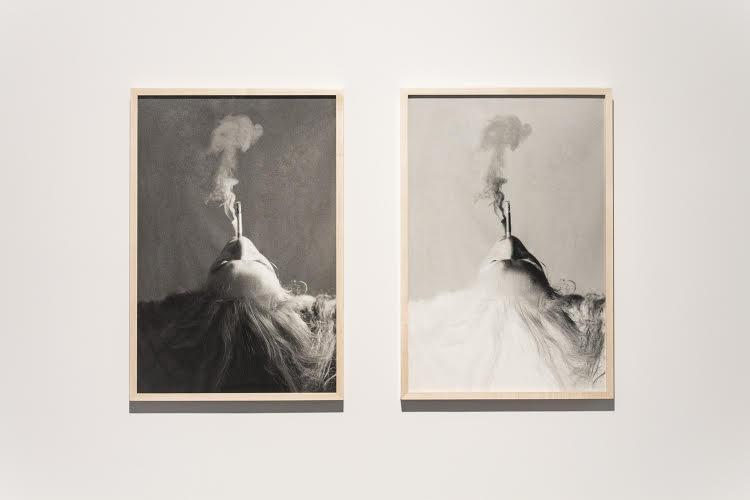 Fumée, 2015© Annette Lemieux