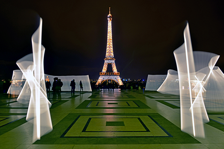 'Eiffel Eiffel' 2015  © Vicki DaSilva
