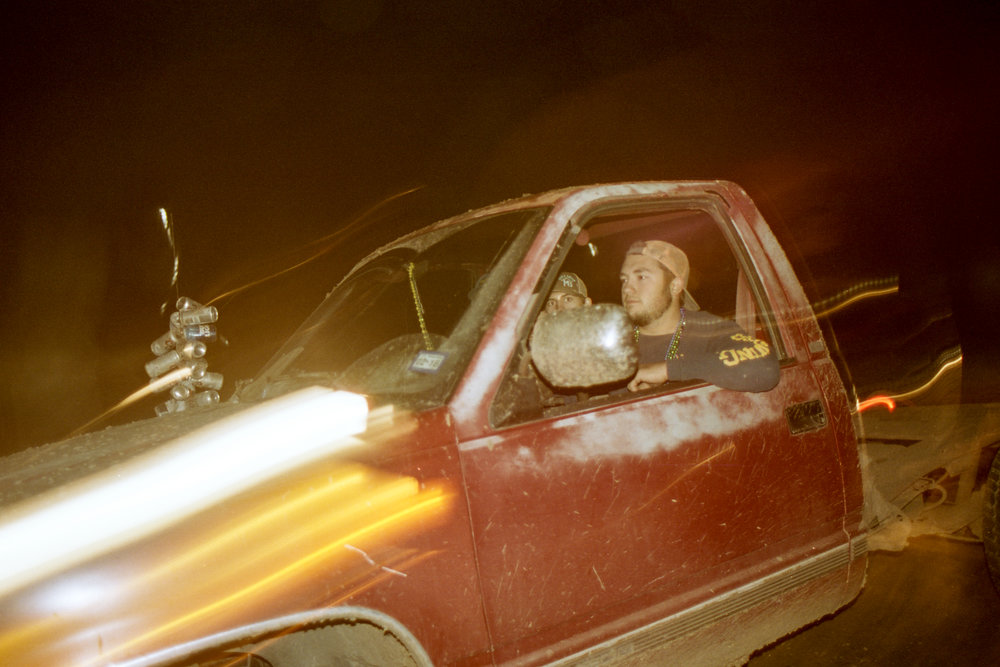 'Night Drive (Texas)' 2017 ©  Lauren Withrow