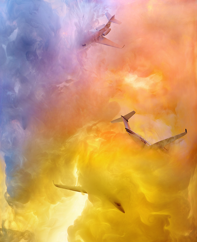 'Aristocracy Three' 2014 © Divid LaChapelle