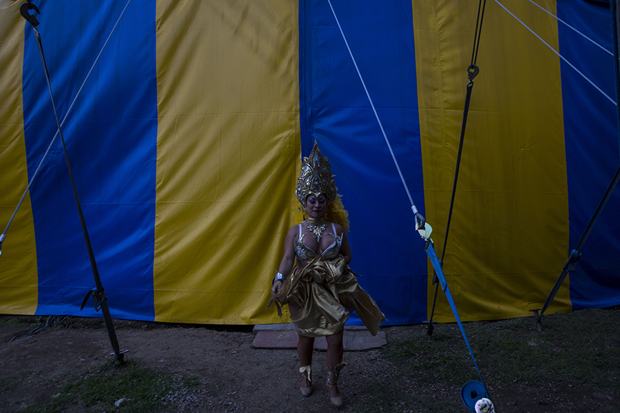 'Circus 1' © Adriana Zehbrauskas