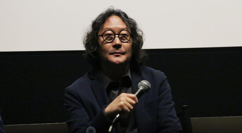 Xu Bing at New York Film Festival