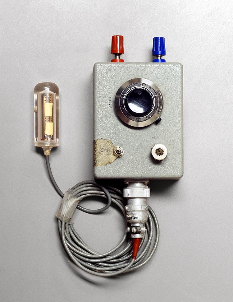 Vaginal Photoplethysmograph II, 2012 ©Sarah Sudhoff