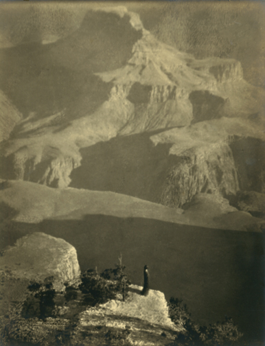 ©Anne Brigman,  Sanctuary , 1921