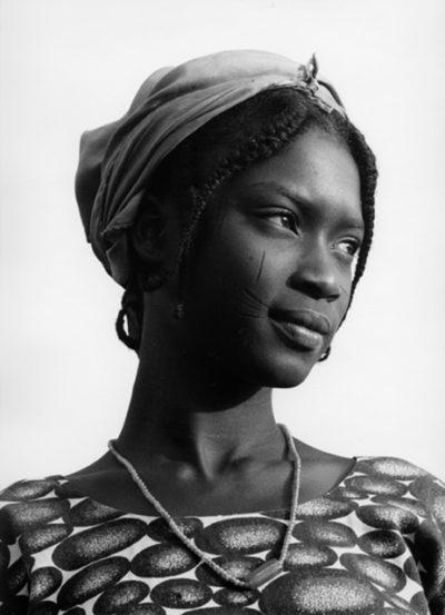 ©Margo Davis,  Ladi, Fulani Girl , Nigeria, 1981