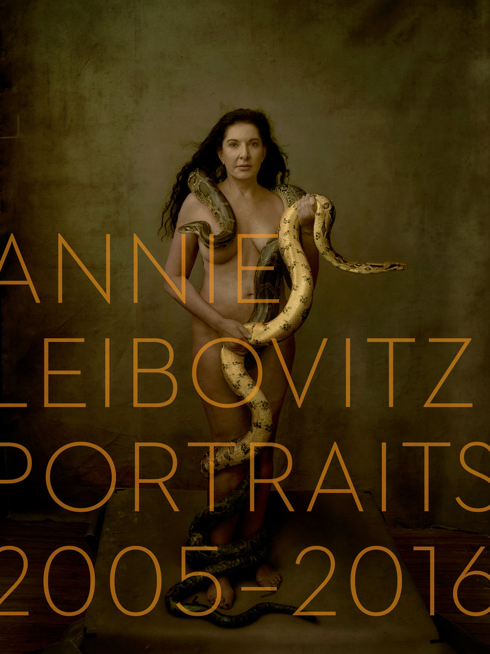 2D bookshot © Annie Leibovitz/Trunk Archive