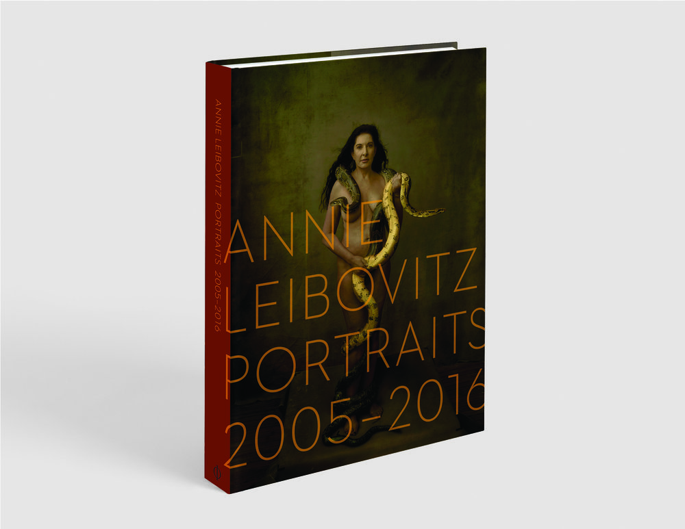 3D bookshot © Annie Leibovitz/Trunk Archive