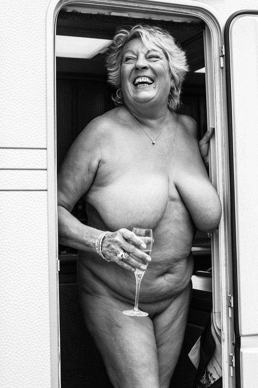 'Naked Britain' © Amelia Allen