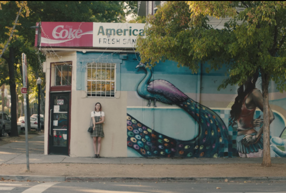 Lady Bird , 2017 © film still