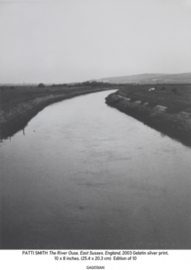 The River Ouse, East Sussex, England © Patti Smith