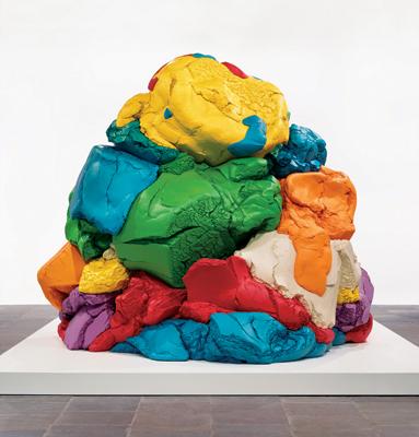 Play-Doh  (1994-2014) © Jeff Koons