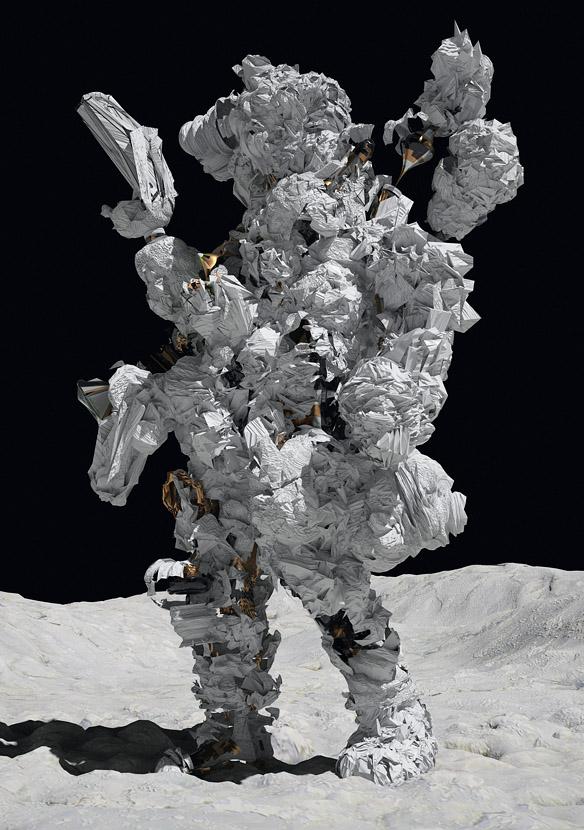 Astronaut, 2015