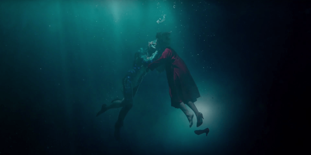 Film Still from The Shape of Water (2017)