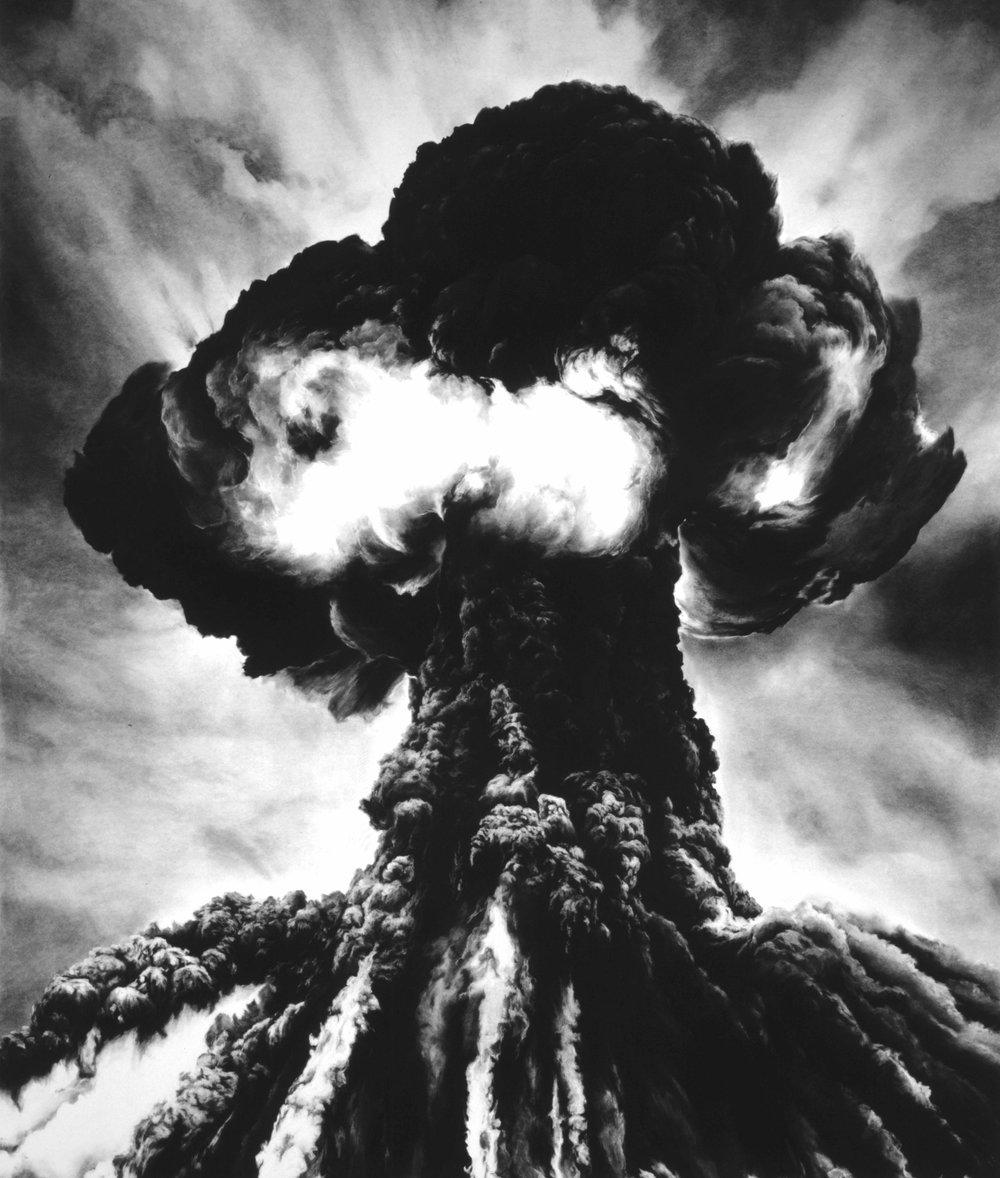Untitled, Russian bomb/Semipalatinsk, (2003)