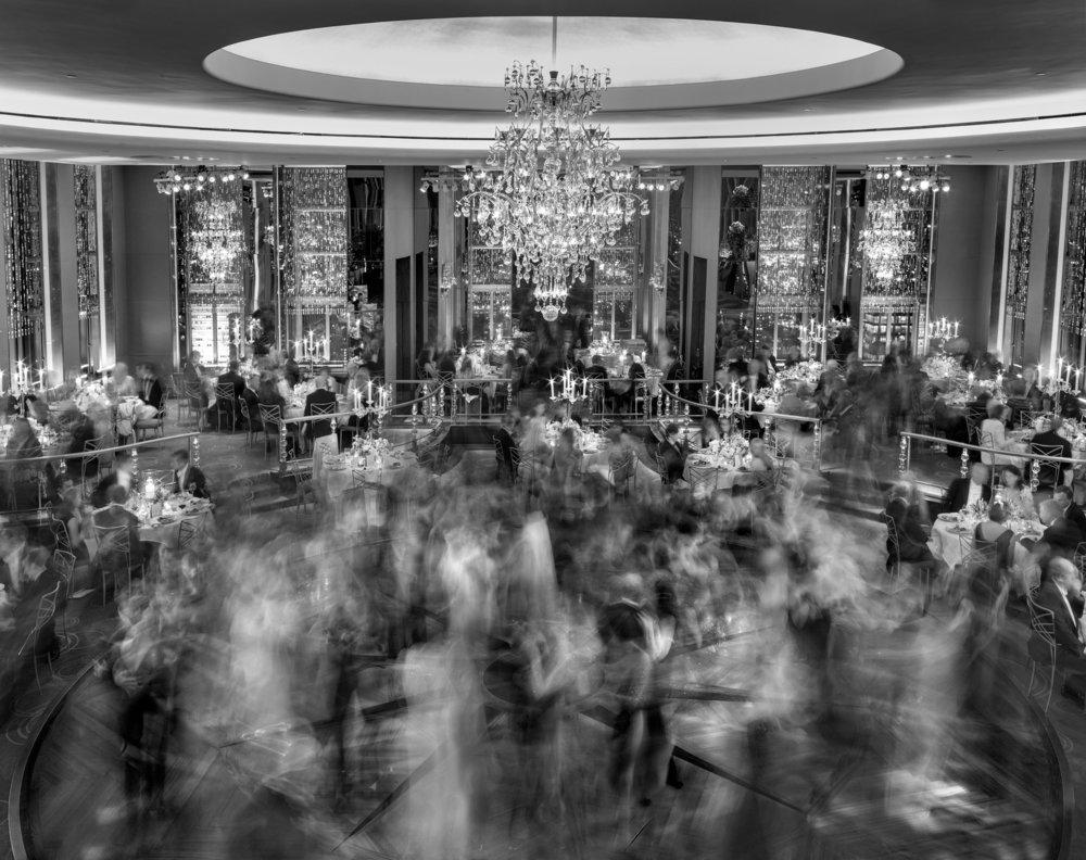 Matthew Pillsbury,  The Rainbow Room , 2016.