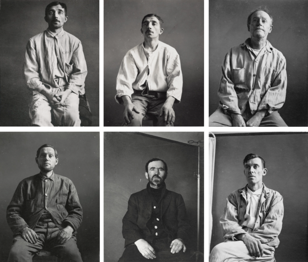 """Unidentified Photographer, Inmates of An Asylum, CA. 1910 - 20"" Courtesy The Walther Collections"
