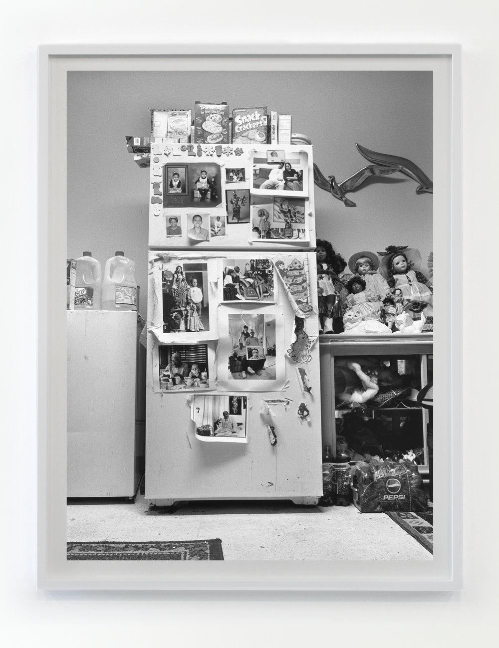 Grandma Ruby's Refrigerator 2007 © Latoya Ruby Frazier