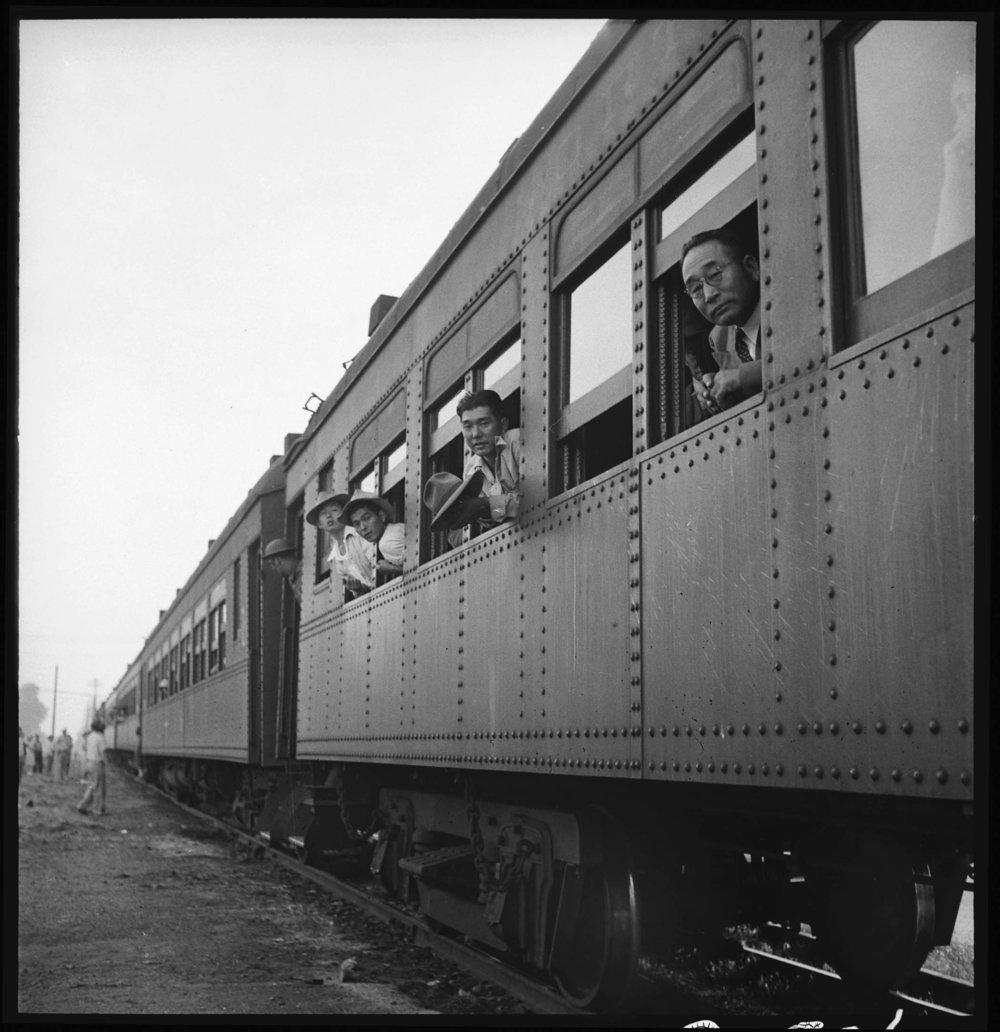 Dorothea Lange, Woodland, California, May 20, 1942. Courtesy National Archives and Records Administration