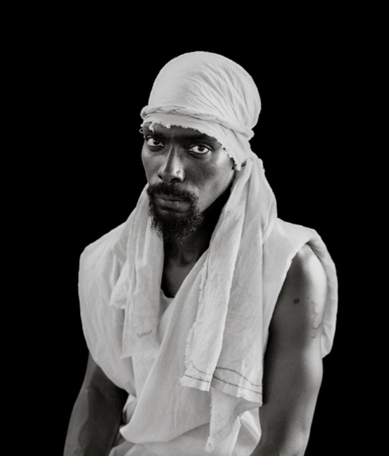 "Deborah Luster, Earl ""Trinidad"" Davis (John the Baptist), from the series Passion Play, 2012-13 © Courtesy the artist and Jack Shainman Gallery, New York"