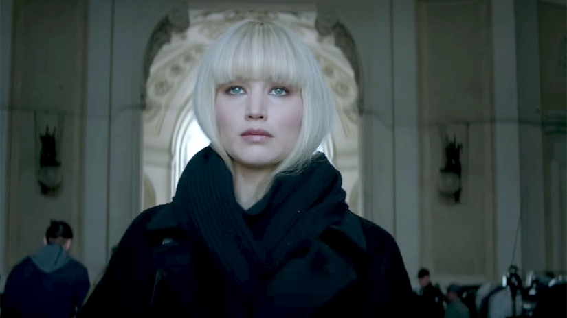 Film Still © Red Sparrow