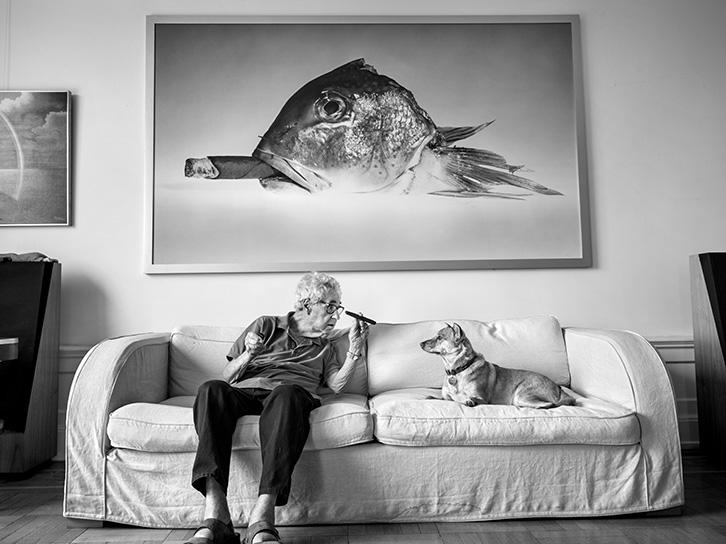 © Elliott Erwitt/ Magnum Photos, courtesy of Milk Gallery