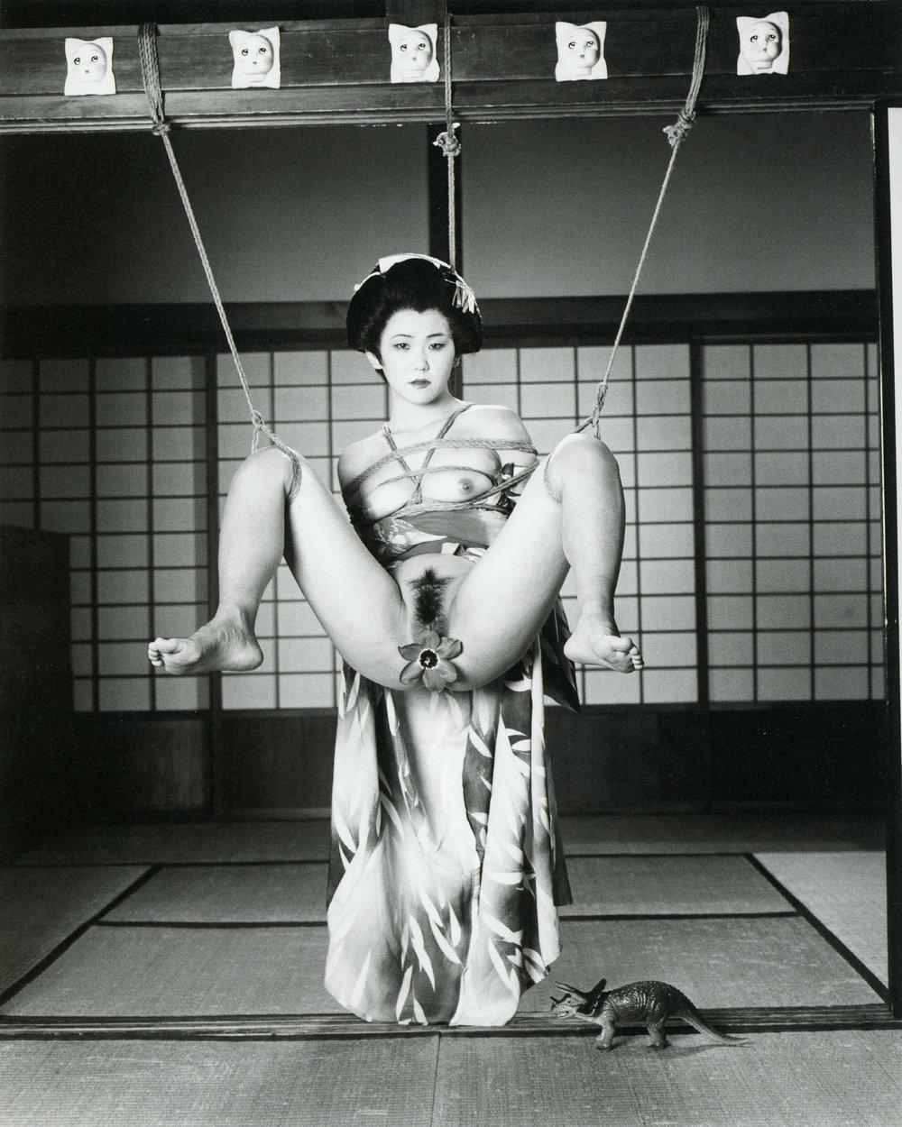 © Nobuyoshi Araki , Tokyo Comedy, 1997  Courtesy of Private Collection.