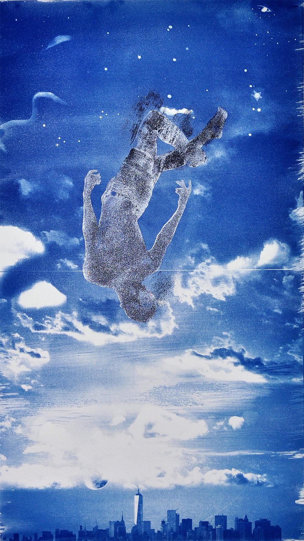 Ivan Forde  Birth of Enkidu, 2015  Courtesy Steven Kasher Gallery, New York