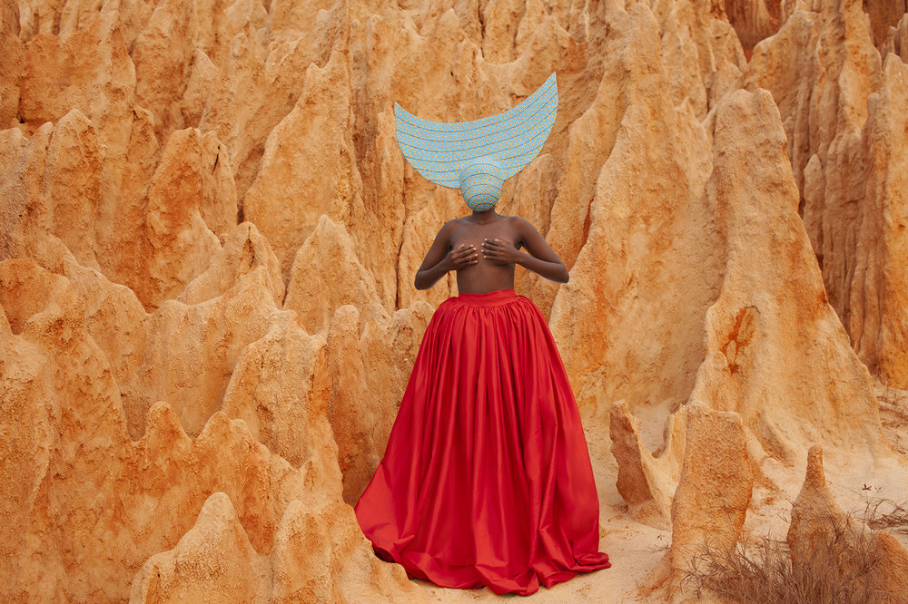 Keyezua  Fortia (7), 2017  Courtesy Steven Kasher Gallery, New York