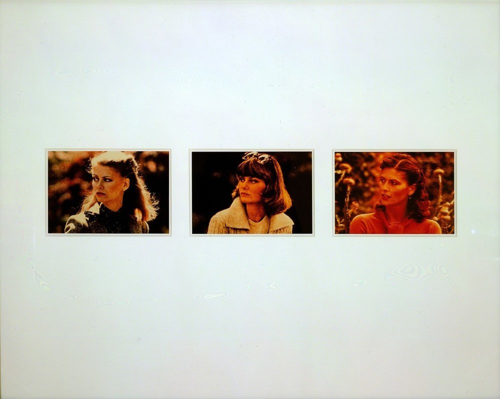 Richard Prince,  Untitled (Three Women Looking in the Same Direction) , 1979-1980