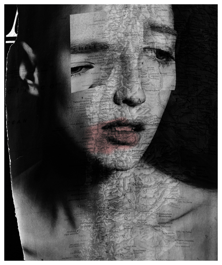 Self # 037 © Carole Usdan