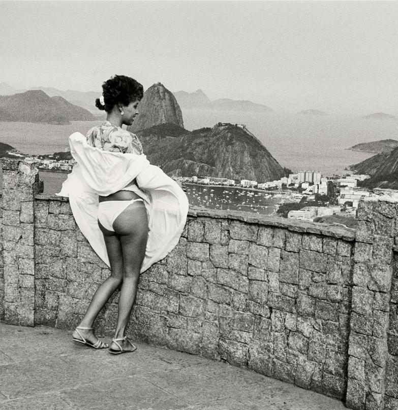 ©Edouard Boubat, Rio, Brésil, 1985, Courtesy of Galerie Agathe Gaillard, Paris