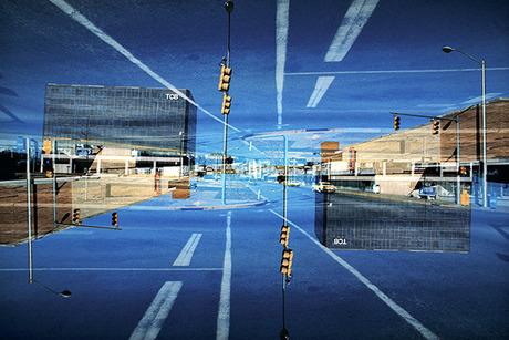 Olivier Dassault,  Downtown Blue, 1976