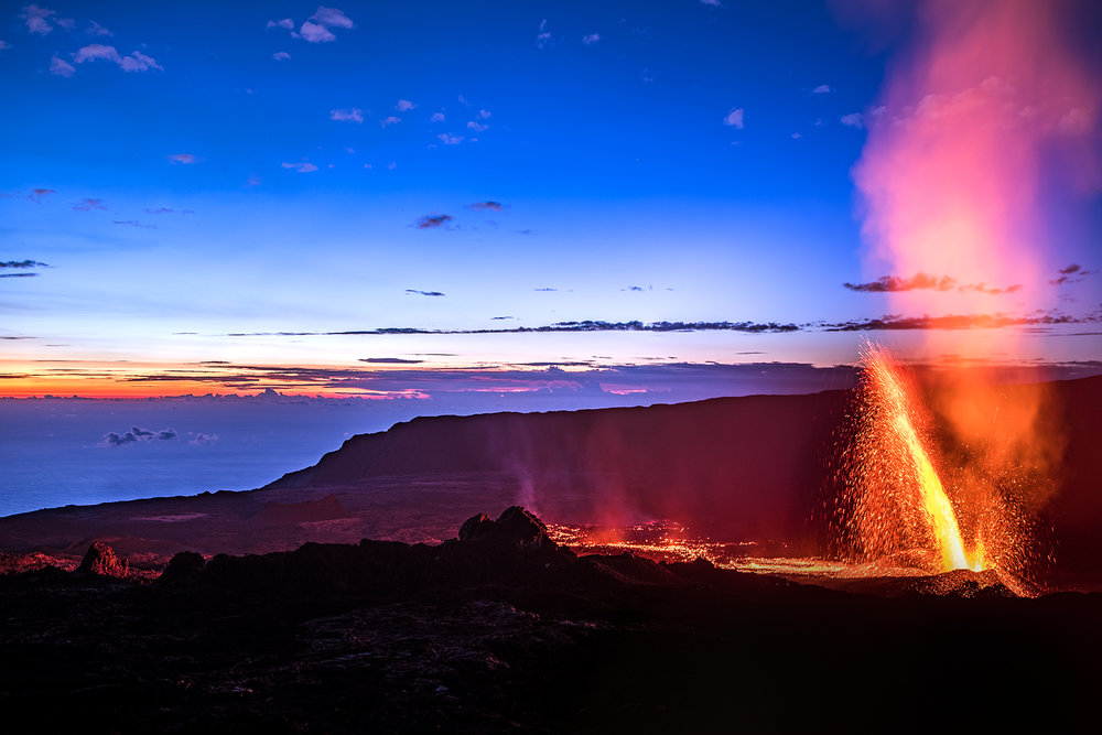 Photo by ©Jean-François BEGUE /Location :Reunion Island
