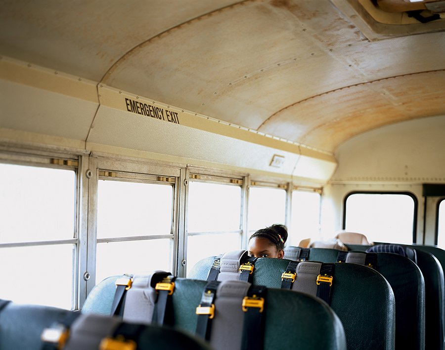 RaMell Ross,  Here , 2012; from the series  South County, AL (a Hale County)