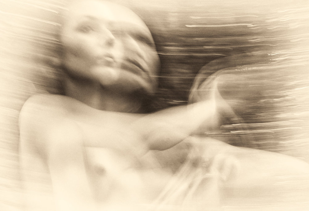 "Patricia Beary,  Return to the Muse (Fortitude) , Archival Pigment Prints on Epson Velvet Fine Art 11x17"", Editions of 12"