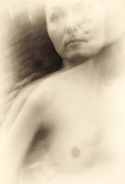 "Patricia Beary,  Return to the Muse (  Premonition) , Archival Pigment Prints on Epson Velvet Fine Art 11x17"", Editions of 12"