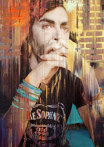 Portrait courtesy of Jehad Nga