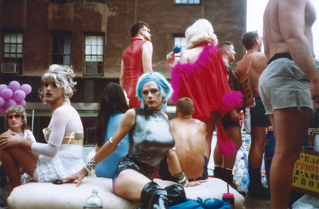 Linda Simpson,  Misty Pride Parade,  1991. Image Courtesy of Artist and Clampart Gallery.
