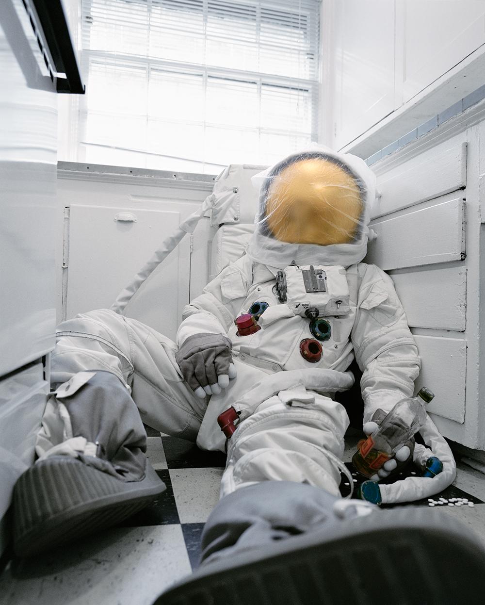 Suicidal Astronaut 05 © Neil DaCosta