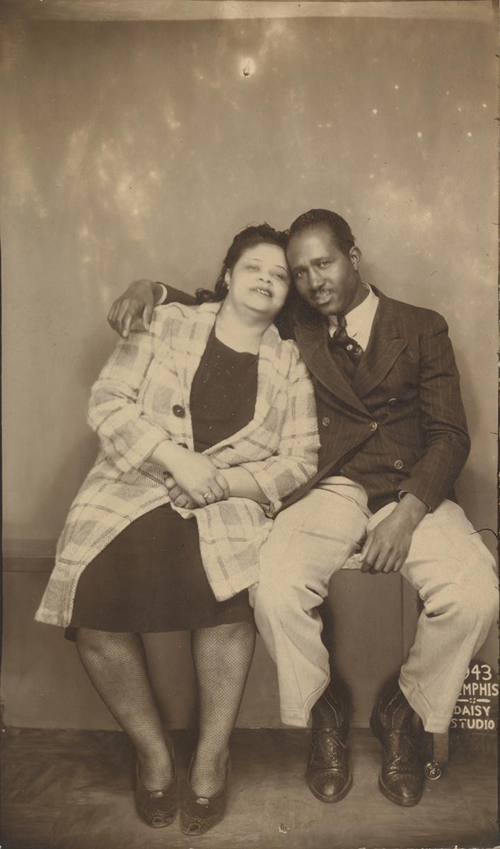 Daisy Studio (American, active 1940s). Studio Portrait, 1940s–50s. Gelatin silver prints. The Metropolitan Museum of Art, New York, Twentieth-Century Photography Fund, 2015, 2017. Image courtesy: The Metropolitan Museum of Art