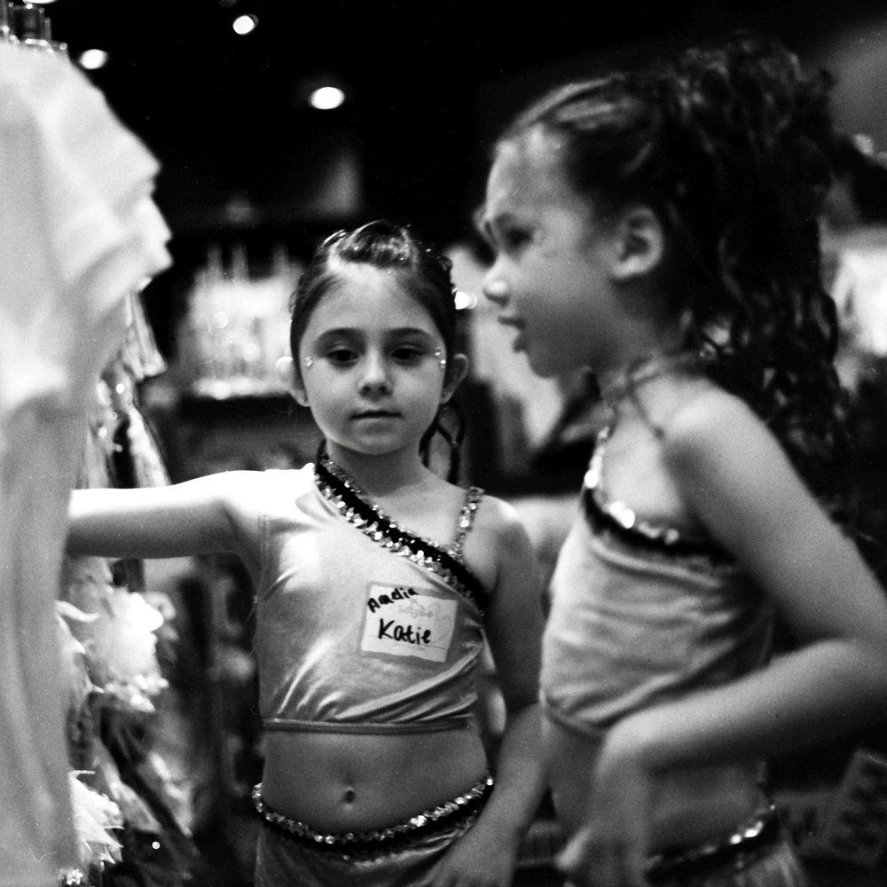 Amelia and Sabrina Libby Lu Party©Jeani Elbaum