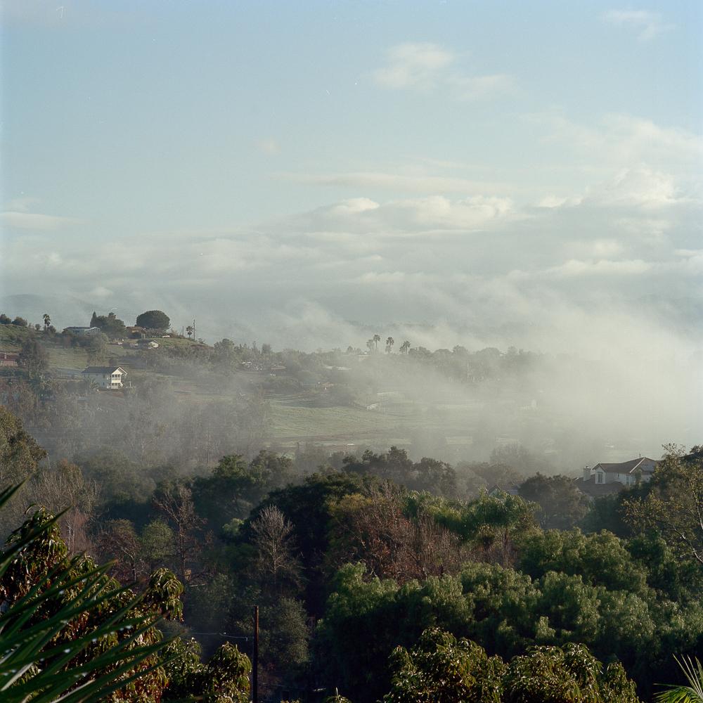 Morning Fog © Robi Foli